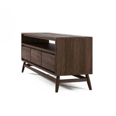 Karpenter Twist TV Chest - American Black Walnut