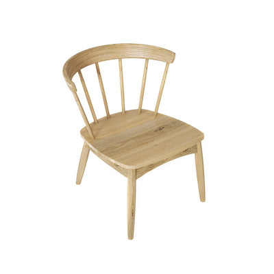 Karpenter Twist Easy Chair - European White Oak