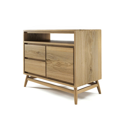Karpenter Twist Sideboard - European White Oak