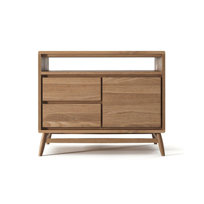 Karpenter Twist Sideboard - Reclaimed Teak