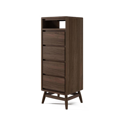 Karpenter Twist Tallboy - American Black Walnut