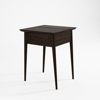 Karpenter Vintage Bedside Table Walnut