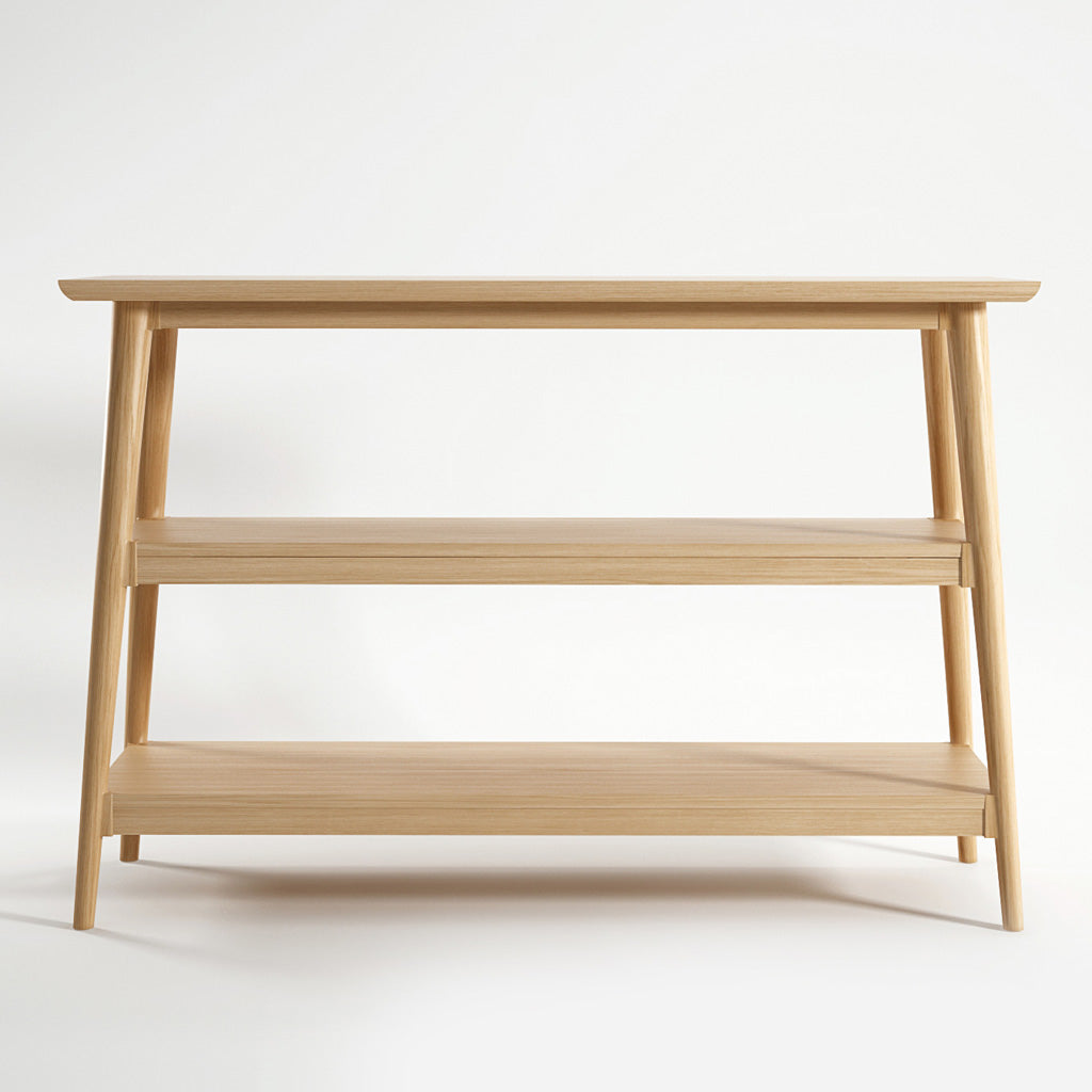 Karpenter Vintage Console - European White Oak