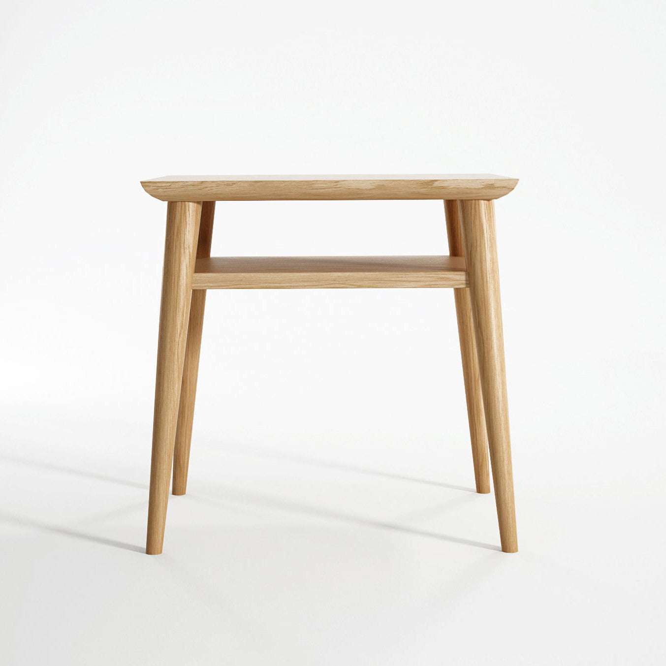 Karpenter Vintage Bedside Table European White Oak