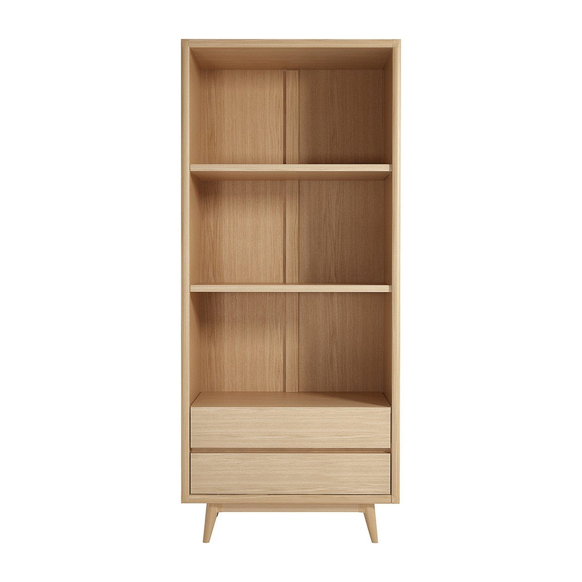Karpenter Vintage Bookcase Oak