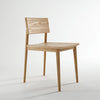 Karpenter Vintage Dining Chair Oak