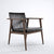 Vintage Teak Lazy Chair