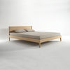 Karpenter Vintage Queen Bed European White Oak