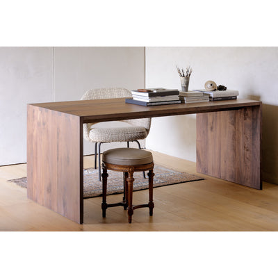 Walnut Office U Table