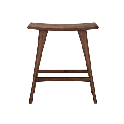 Walnut Osso Stool