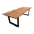Recycled Wild Messmate Custom Made Dining Table