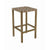 Willow Barstool with Tan Leather