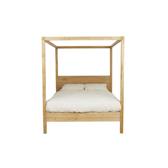 Willow Queen 4 Poster Bed
