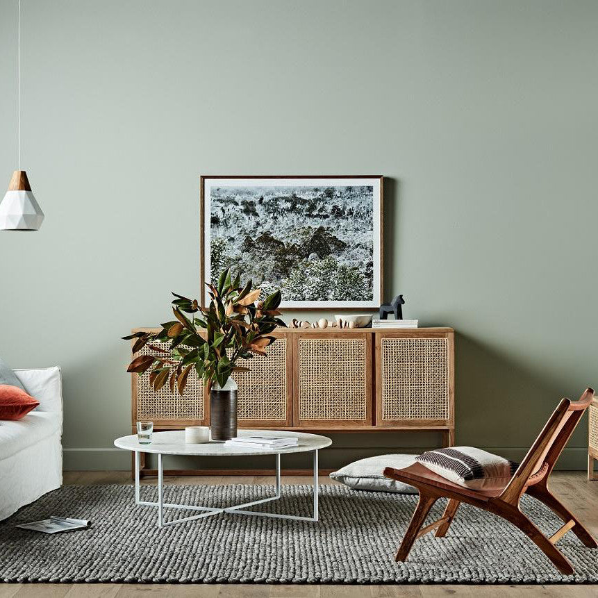 Willow Woven Sideboard