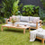Sonoma 3 Seater Outdoor Sofa
