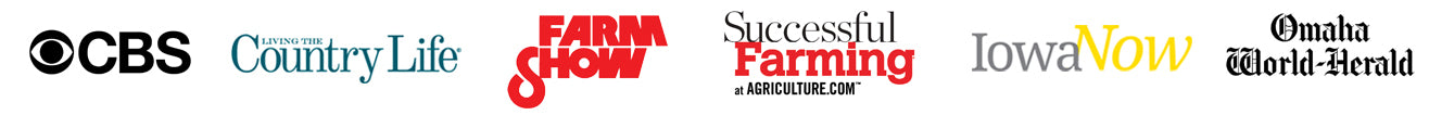 Farm Manuals Fast has been featured in Living the Country Life Radio, Farm Show Magazine, Agriculture.com, and Iowa Now