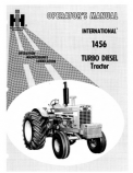International 1456 Turbo Diesel Tractor Manual