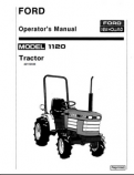 Ford 1120 Tractor Manual