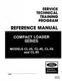 Ford CL-45, CL-55, and CL-65 Skid-Steer - Service Manual