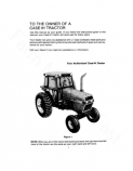 Case IH 2294 Tractor Manual