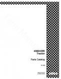 International 4366 and 4386 Tractor - Parts Catalog