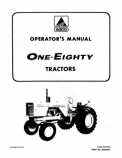 Allis-Chalmers 180 Tractor Manual