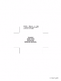 Hesston 8400 Windrower Tractor - Service Manual