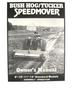 Bush Hog SpeedMover Manual