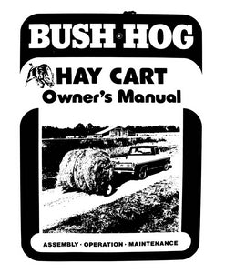 Bush Hog Hay Cart Manual