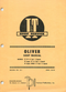 Oliver 99 Series Tractor - Service Manual