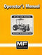 Massey Ferguson 20C  Turf Tractor Manual