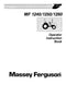 Massey Ferguson 1240, 1250, and 1260 Tractors Manual