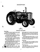 International 650 Tractor Manual