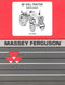 Massey Ferguson 1030 Tractor - Parts Catalog