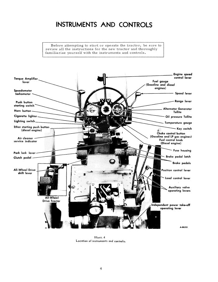 additional pictures of the international 706 tractor manual