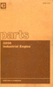 Caterpillar 3208 Industrial Engine - Parts Catalog
