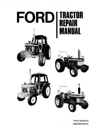 ford 3230 3430 3930 4630 and 5030 tractors complete service rh farmmanualsfast com