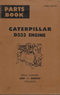 Caterpillar D333 Engine - Parts Book