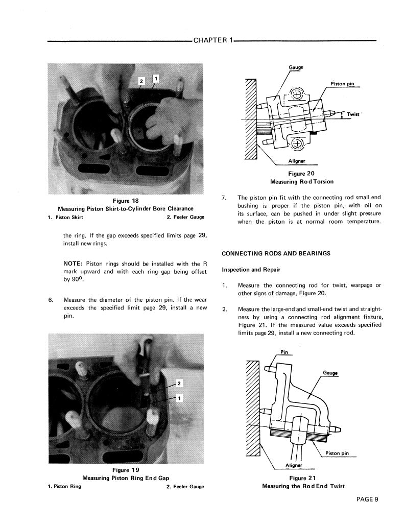 additional pictures of the ford 1000 and 1600 tractors - service manual