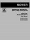 Hesston 1004, 1005, 1006, 1007, and 1008 Disc Mower - Service Manual