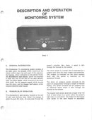International Cylomitor III Manual