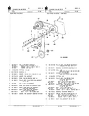 International 1440 Combine - Parts Catalog