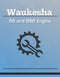 Waukesha RB and RBR Engine - Service Manual Cover