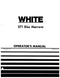 White 271 Disc Harrow Manual