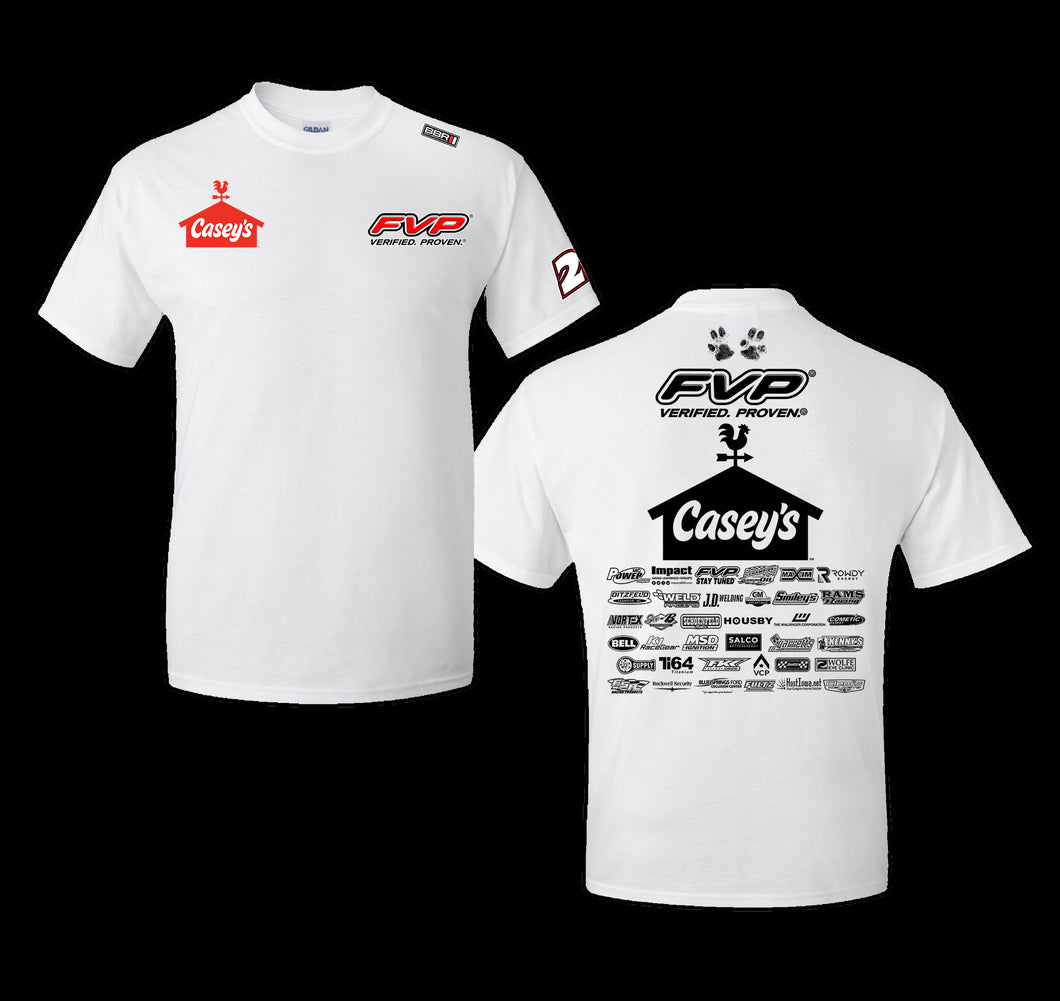 2021 Shop White T-Shirt