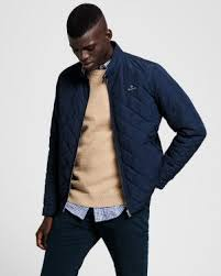 The City Cloud Jacket Marine