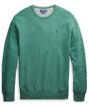 Sweater Pima Cotton Grønn