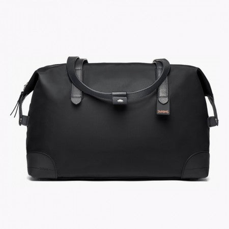 48H Holdall Black Sort