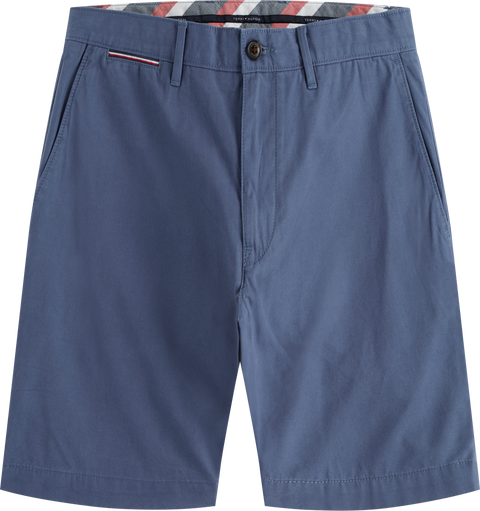 Brooklyn short light twill Blå