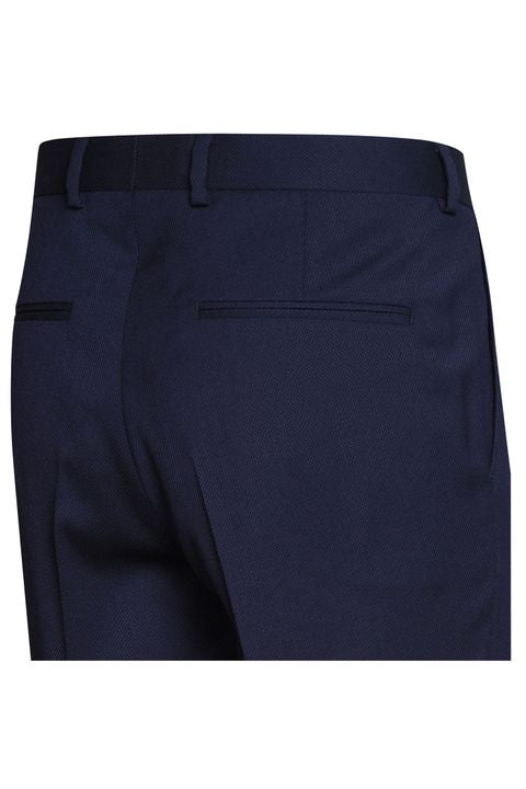 Denz Trousers Blå